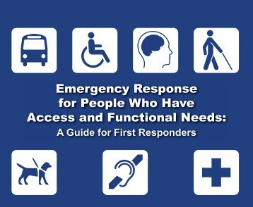 A Guide for First Responders Flip Book - Arizona Department of ...