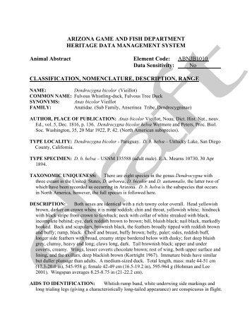 R12 4 102 natural resourc for Arizona fishing regulations