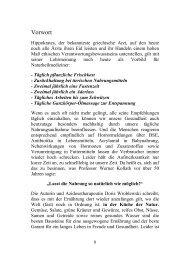 Vorwort von Dr. Rainer Matejka - Azidosetherapie