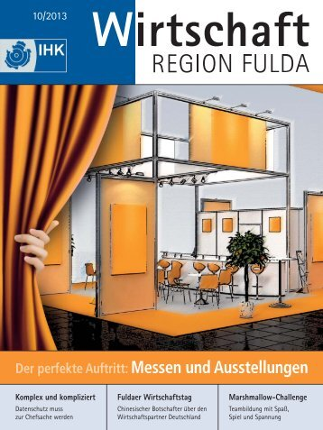 2013 - IHK Fulda