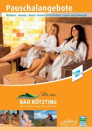 Pauschalangebote - Stadt Bad Kötzting