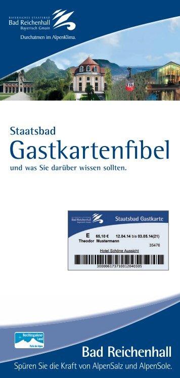 Gastkartenfibel_2014 - Bad Reichenhall