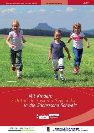 Mit Kindern in die Sächsische Schweiz (PDF, 1.10MB) - Bahn.de