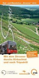 Infobroschüre Stromer 2013 (PDF, 2.50MB) - Bahn
