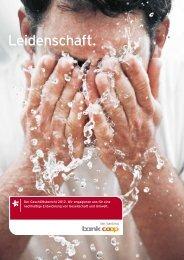 Geschäftsbericht 2012 - Bank Coop