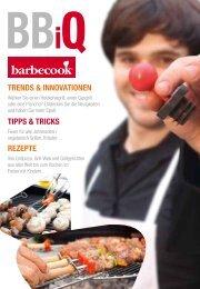 Magalogue - barbecook ® grills