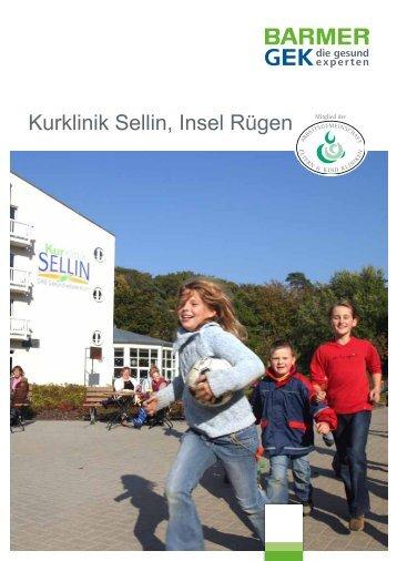 Kurklinik Sellin, Insel Rügen - Barmer GEK