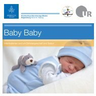 Geburtshilfe 01/2013/CI_Layout 1 - Krankenhaus Barmherzige ...