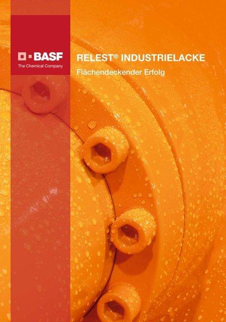 RELEST® INDUSTRIELACKE - BASF Coatings