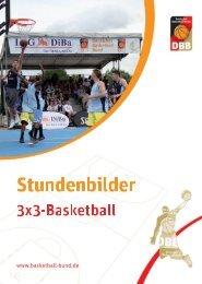 stundenbilder 3x3 basketball - Deutscher Basketball Bund