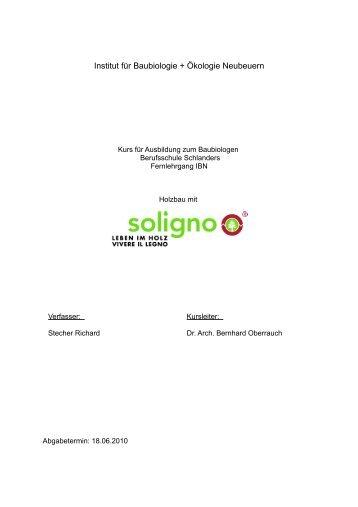 FA - Baubiologie Südtirol