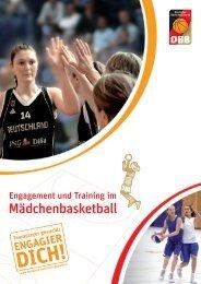 Mädchenbasketball - Deutscher Basketball Bund