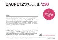 BauNetzWoche#258 - Von der Autobahnkirche zum Raum der Stille