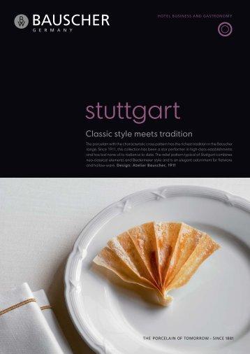 stuttgart - Bauscher