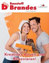 Kreatives Bauen und Renovieren! - Baustoff Brandes
