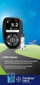 deutsch (0.7 MB) - Bayer Diabetes Care Schweiz - Page 3