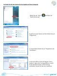 Starten der Software unter Windows 7® - Page 5