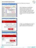 Starten der Software unter Windows XP® - Page 6