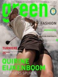 PDF-Download - Bayerischer Golfverband