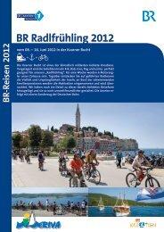 BR Radlfrühling 2012 - Bayern 1 Radioclub