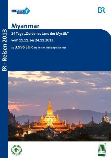 Myanmar - Bayern 1 Radioclub