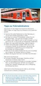 Mit Rad und Bahn durch Bayern - Bayerwald Ticket - Seite 3