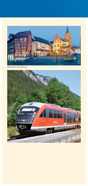 Mit Rad und Bahn durch Bayern - Bayerwald Ticket