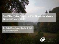 DOWNLOAD Präsentation Geschäftsjahr 2013 - Bayerische ...