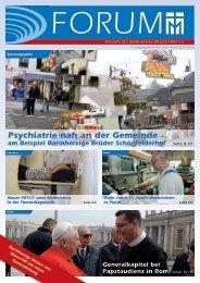 Psychiatrie nah an der Gemeinde – - Barmherzige Brüder Trier e. V.