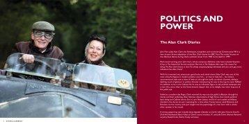 Politics and Power - BBC