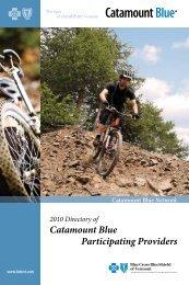 CATAMOUNT BLUE NCQA.sv - Blue Cross Blue Shield
