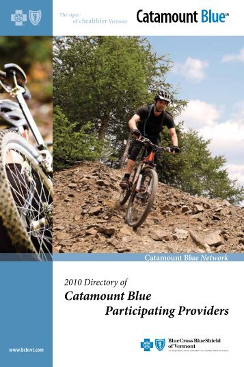 CATAMOUNT BLUE NCQA.sv - Blue Cross Blue Shield