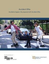 Accident Elite - BlueCross BlueShield of Tennessee
