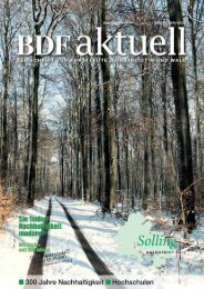 Ausgabe 01/2013 - BDF