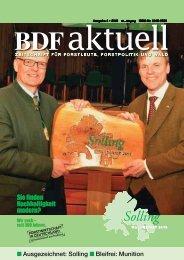 Ausgabe 04/2013 - BDF