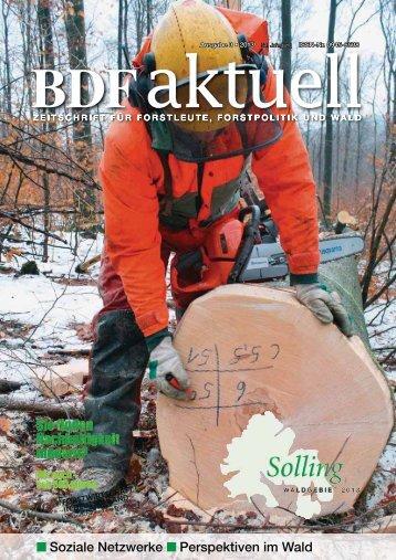Ausgabe 03/2013 - BDF