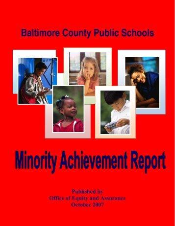 2005-2006 - Baltimore County Public Schools