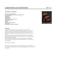 Rezept für Frikadellen - Beef
