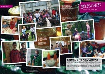 Auhof - Die Rummelsberger Dienste für Menschen mit Behinderung