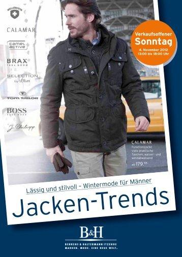 Sonntag - Behrens & Haltermann