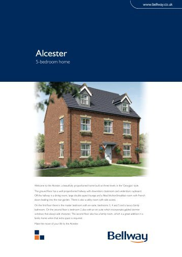 Alcester - Bellway Homes