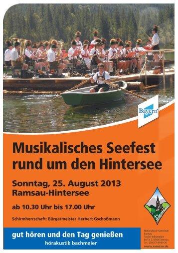 Programm - Berchtesgadener Land