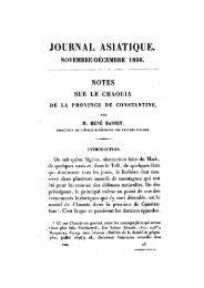 Journal asiatique, 9e série, t - Berberemultimedia.fr