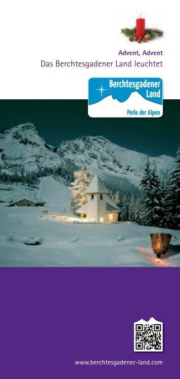 PDF mit allen Veranstaltungen - Berchtesgadener Land