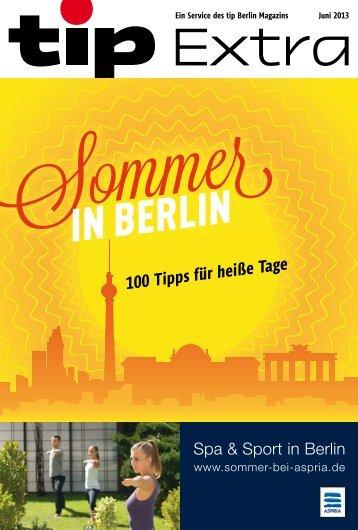 IN BERLIN - Berliner Zeitung