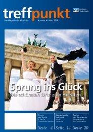 Ausgabe 41 (März 2013) - Berliner Volksbank