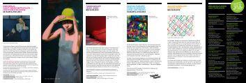 Programm September-Dezember 2013 zum download - Berlinische ...