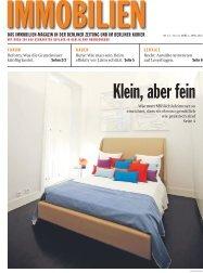 das immobilien-magazin in der berliner zeitung und im berliner kurier