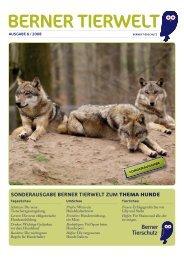 BERNER TIERWELT - Berner Tierschutz