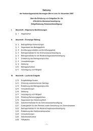02. Entgeltsatzung Abwasserbeseitigung VG ... - Bernkastel-Kues